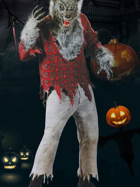 Halloween Costume De Wolfman, Y Compris Le Masque De