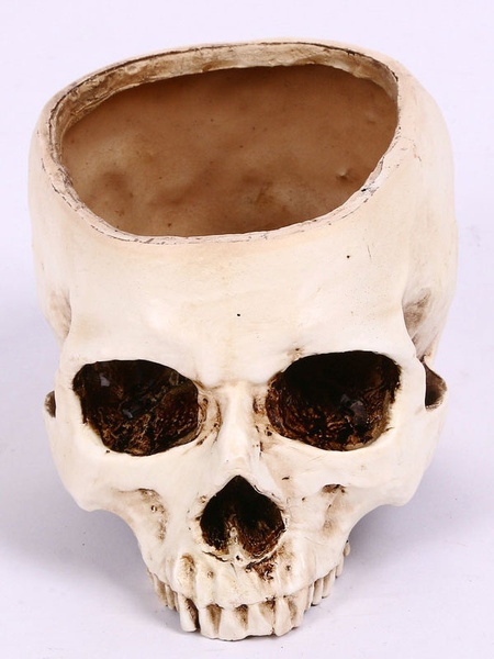 Halloween Skull Ashtray фото