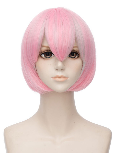 Re:Zero Starting Life In Another World Young Ram Cosplay Wig фото