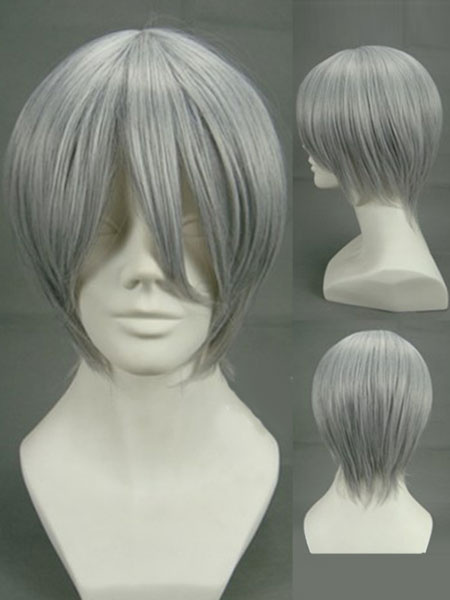 Black Butler Book Of Circus Snake Cosplay Wig фото