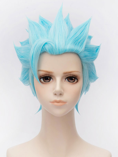 The Seven Deadly Sins Ban Cosplay Wig фото