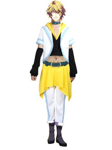 Uta No Prince Sama ST☆RISH Shinomiya Natsuki Halloween Cosplay Costume фото