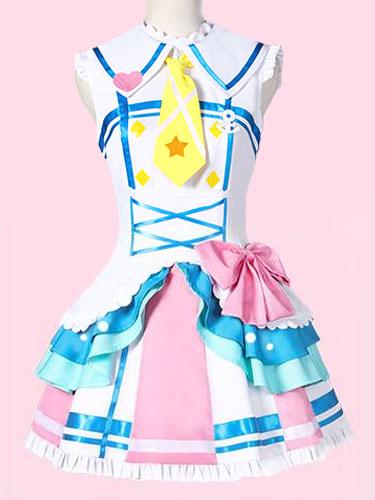 LoveLive!Sunshine!! Kunikida Hanamaru Cosplay Costume Stage Outfit фото