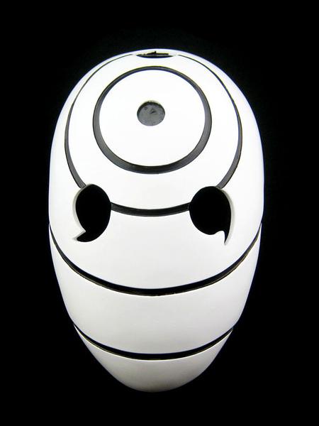 Naruto Uchiha Madara Anime Cosplay Mask фото