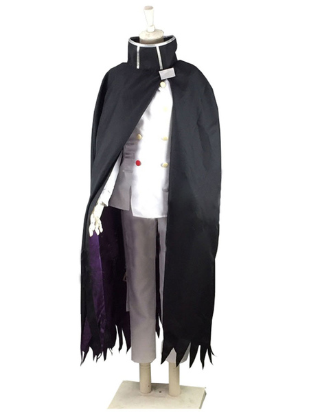 Danganronpa V3 Killing Harmony Kokichi Oma Cosplay Costume Halloween