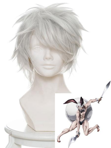 Image of 12 Taisen Usagi Rabbit Cosplay Wig