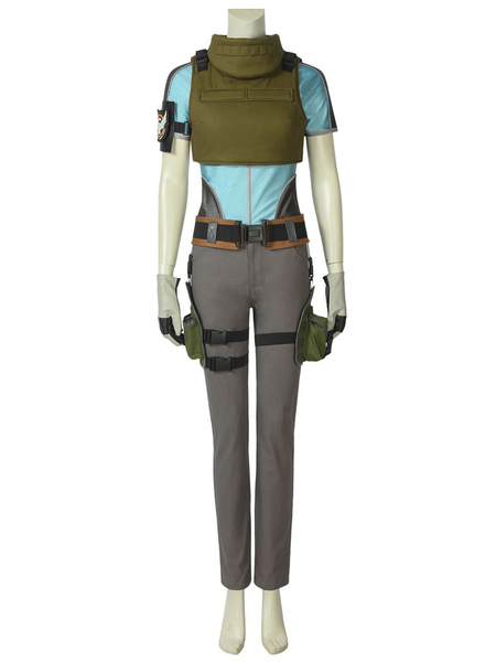 Tom Clancys The Division 2 Women 2019 Halloween Cosplay Costume