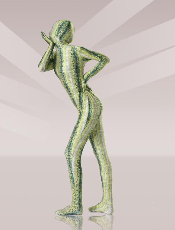 zentai,zentai suit,fullbody suit,zentai suits,full body suits |Snake Zentai