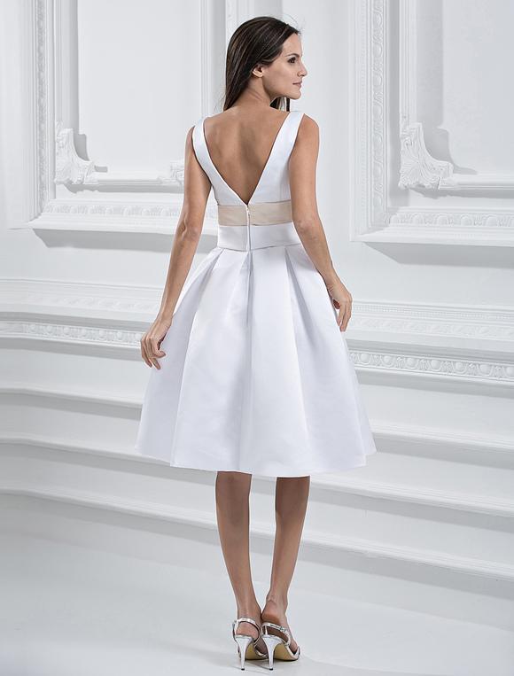Permalink to White Satin Wedding Shoes