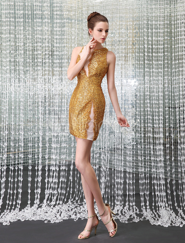 fashion cocktail dress