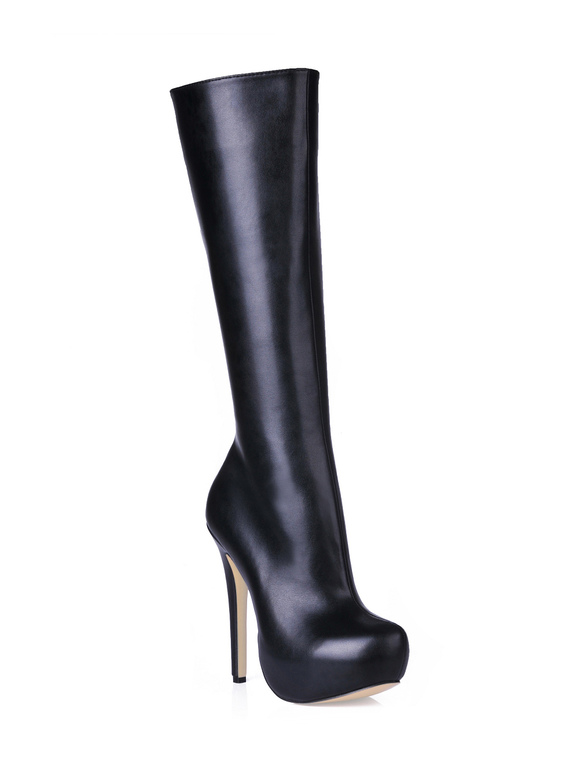 Find great deals on eBay for black knee length boots. Shop with confidence.