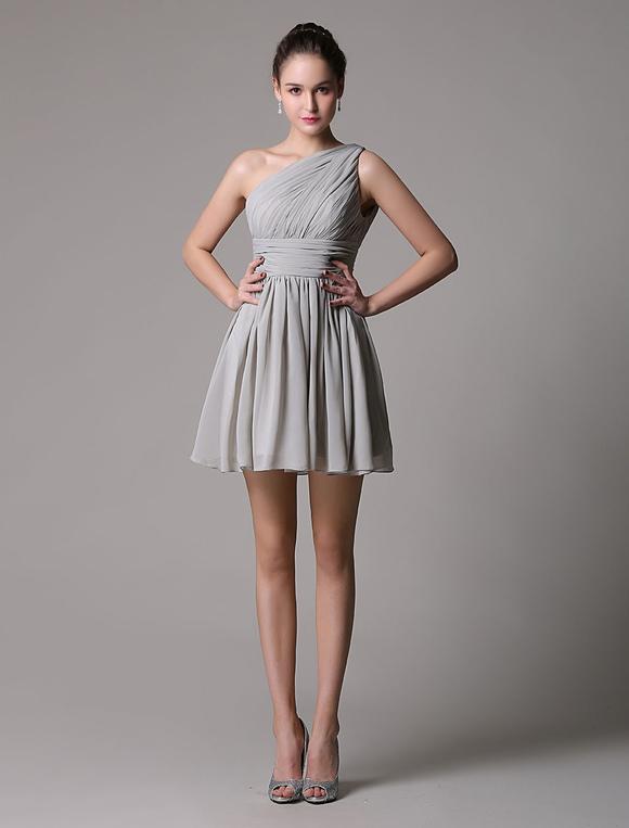 e6113b32e vestidos con escote de un solo hombro