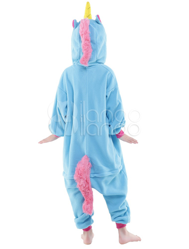 combinaison pyjama licorne rose textile polaire kigurumi enfant. Black Bedroom Furniture Sets. Home Design Ideas