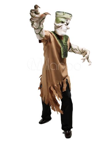 Traje para disfraz de monstruo de arbol - Trajes de calabaza ...
