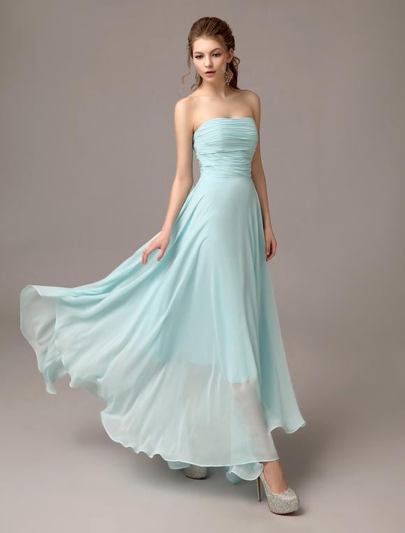 asymmetrical pleated bridesmaid dress milanoocom
