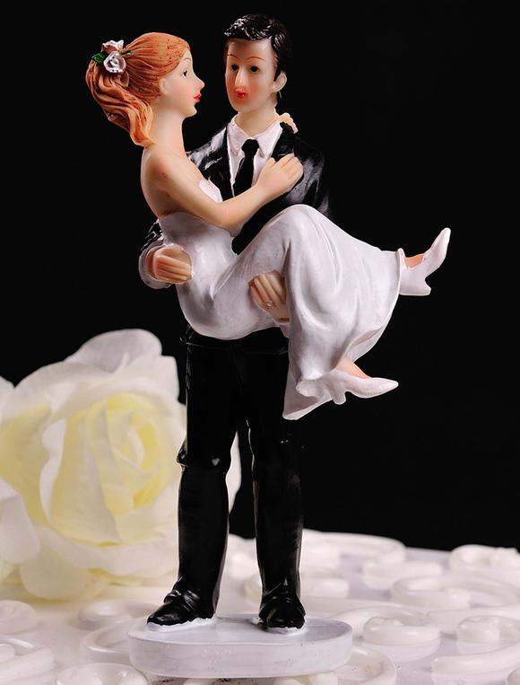 Hauteur Figurine Mariage Wedding Cake