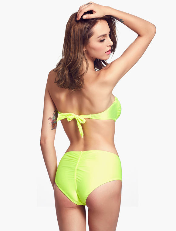 Find great deals on eBay for lime green bikinis. Shop with confidence.
