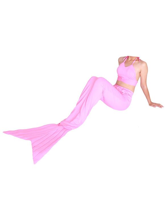 Catsuit de latex rosa Halloween - Milanoocom