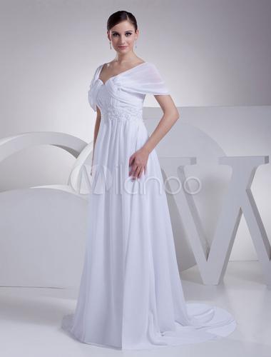 Sweatheart mariage robe hors la paule pliss en for Hors des robes de mariage san francisco