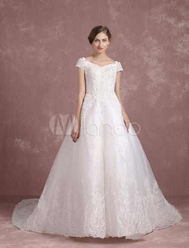 princesse robe de mari e robe de mari e ivoire v cou hors
