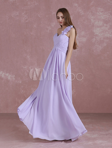 Demoiselle d honneur robe une paule sweetheart homecoming for Nous robes de mariage en ligne