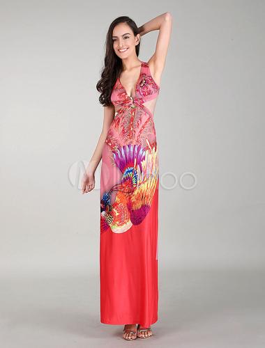 robes longue robe imprim e africaine robe de soir e taille. Black Bedroom Furniture Sets. Home Design Ideas