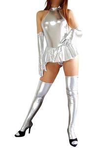 Shiny Metallic Clothes
