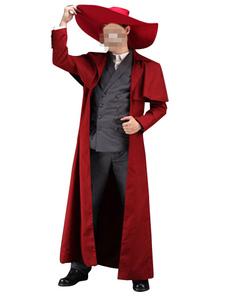 Alucard dans Hellsing Cosplay Costume Halloween