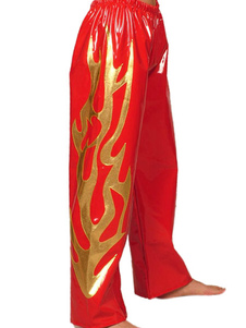 halloween-red-gold-pvc-wrestling-pants