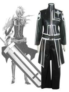 Image of D. Gray Man Allen Walker costume cosplay Carnevale