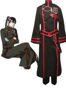 Image of D.Gray-Man Yuu Kanda Costume Cosplay Carnevale