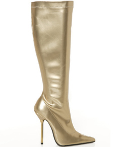 4-110-heel-gold-patent-leather-women-ankle-knee-high-boots