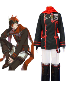 Image of Costume per cosplay D.Gray Man di Lavi  Carnevale