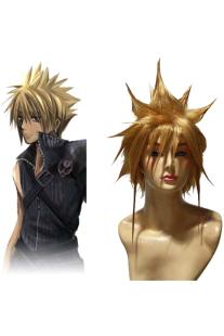 Final Fantasy7 Cloud Strife Cosplay Wig