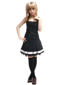 Toussaint Cosplay Costume comme Misa Amane de Death Note  Halloween