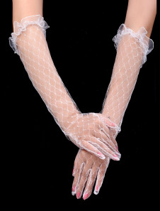 fabulous-white-satin-wedding-gloves-for-brides