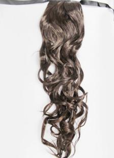 Milanoo UK  Fashion Brown 60cm Kanekalon Womens Hair Extensions