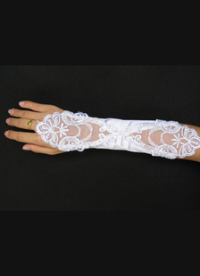 white-applique-bridal-fingerless-glovers-satin-elbow-length-wedding-gloves