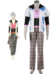 Handsome Anime 65 Cotton 35 Polyester Cosplay Costume