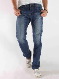 Brand New Blue 98 Bamboo Cotton 2 Bamboo Fiber Denim Mens Jeans