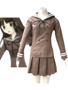 Image of Ouran High School Host Club Girl Costume Cosplay uniforme Carnev