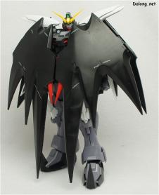 Gundam Wing Endless Waltz Duo Maxwell Gundam Deathscythe Hell Anime Modal Kit