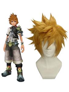 Image For Parrucca cosplay Kingdom Hearts da 32 cm