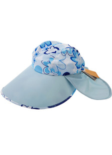 Best Floral Cotton Sun Hat