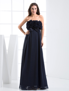 dark-navy-strapless-beaded-floor-length-chiffon-maxi-evening-dress