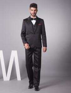 handsome-black-satin-blending-men-suit
