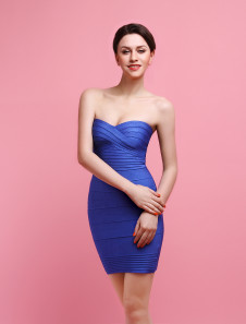 royal-blue-strapless-royan-womens-party-dress