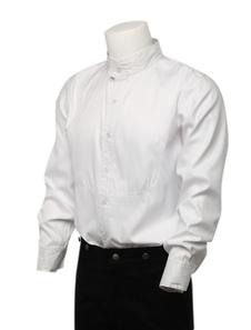 Image of Abito da costume bianco in cotone con maniche per Uomo Carnevale