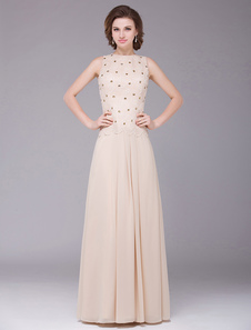 champagne-sleeveless-a-line-chiffon-mother-of-the-bride-dress
