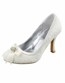 sweet-ivory-lace-flower-decoration-bridal-shoes